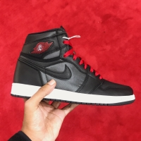 Jordan // air jordan 1 high black satin og