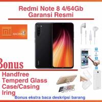 Xiaomi Redmi Note 8 4/64Gb Garansi Resmi Indonesia free Bonus