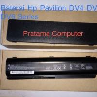 Original Baterai Laptop HP PAVILION DV4 - DV5 - DV6 Series