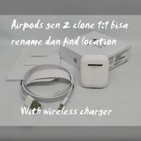 APPLE AIRPOD 2 AIRPODS 2 GEN 2 HEADSET BLUETOOTH 5.0 EARPHONE New