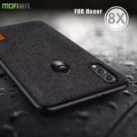 HUAWEI HONOR 8X MOFI ORIGINAL HARD CASE SOFT SILICONE JEANS CASING TPU