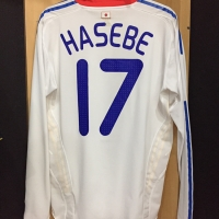 Original jersey Original Japan Away 2008 Hasebe Player issue