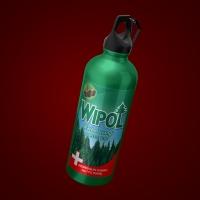 Tumblr Grade A Wipol 550ml / botol minum lucu termos unik