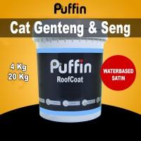 Cat Genteng & Waterproof Puffin RoofCoat satin20kg waterbased str mate