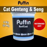 Cat Genteng Puffin RoofCoat 4kg doff Waterbased str yoko cat asbes