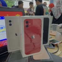 iPhone 11 Brand New 128GB 00 Timer Garansi Resmi Apple Indonesia PA/A