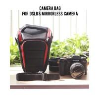 Tas Kamera DSLR dan Mirrorless | Nikon Canon Fujifilm Sony Olympus dll