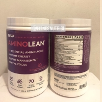 New RSP AMINO LEAN 70x serv bcaa powder suplemen fitness not quench xt