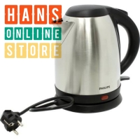 PHILIPS HD9306 Electric Kettle - Silver