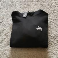 Stussy hoodie Logo Black Tee