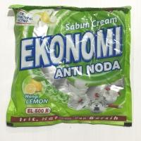 Sabun Cream Ekonomi Lemon EL500K - Krim Colek Hijau EL 500 K 2000 Dus