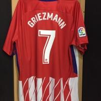 Original Jersey Athletico Madrid 2017-18 Grizmann