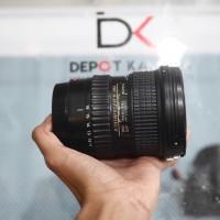 Second lensa tokina 11-16mm F2.8 for canon kode 050