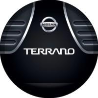 Cover Ban sarung ban serep Mobil Terrano Nissan Ford