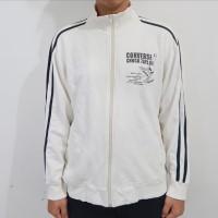 Jaket Converse Kaos Putih-L