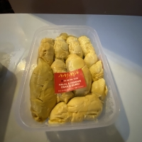 Daging Durian Kupas Asli Medan