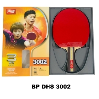 Bet bat pingpong tenis meja DHS R 3002 original