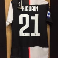 Original Jersey Juventus Home 2019-20 Higuain Climachill authentic BNW