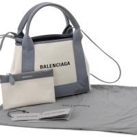 Bag balenciaga Cabas XS black/natural ORIGINAL FR PARIS