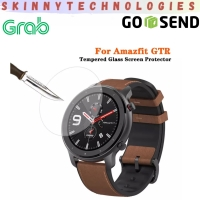 TEMPERED GLASS AMAZFIT GTR 47MM ANTI GORES KACA SMARTWATCH JAM TANGAN