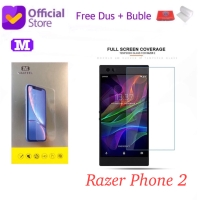 MAXFEEL Tempered Glass Razer Phone 2 Premium Glass Clear