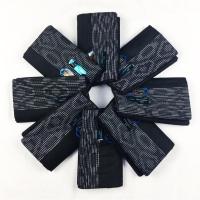 Sarung Sapphire | *per 1 buah* | Polos Hitam Tumpal ( HT )