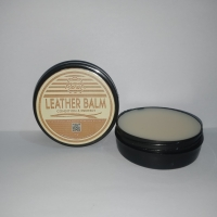 Biopolish Balm beeswax peteoleum jelly leather care 50gr