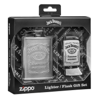 Original Zippo 49080 Jack Daniels and Flask