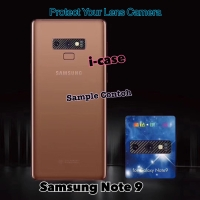 Samsung Note 9 Pelindung Lensa - Anti Gores Camera Carbon sam note 9
