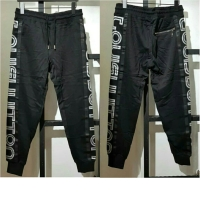 Celana Panjang jogger LV LIST ON LEG SIDE PREMIUM QUALITY