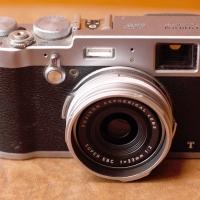 Fujifilm Fuji X100T - kamera digital mirrorless x 100 t / x100 t