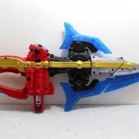 Dx Power Rangers Sentai Kyuranger Kyutama Weapon