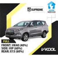 Kaca Film Mobil Full V-Kool Toyota Innova Reborn VK40 + VIP