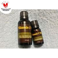 Natural Vitamin E Oil Untuk Rambut dan Kulit - 10ml