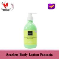 SCARLETT WHITENING BODY LOTION / ORIGINAL / 300ML - FANTASIA