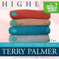HANDUK TRAVEL HIGHEND BY TERRY PALMER KATUN ORIGINAL