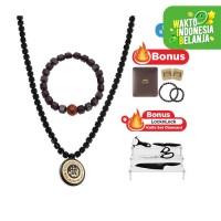 [AL ATTAR] Health Necklace (Kalung Kesehatan) 4+4 Set