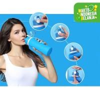 Botol Minum Lipat My Friday Anak Dewasa Foldable Silicone Bottle 750ML