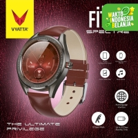 VYATTA Fitme Spectre Smartwartch - Luxury,Watch Face,Round Screen,IPX8