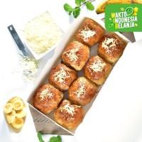 Bolen Pisang Organik / pack - SESA Pastry