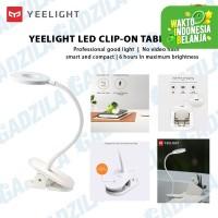 Xiaomi Yeelight LED Clip-On Table Lamp Model Jepit Lampu Baca Belajar