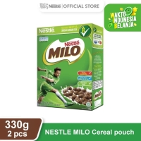 Nestle Milo Cereal Box 330g 2 pcs