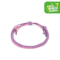 Gelang Tali LAVENDER TuTu and Co.