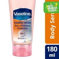 Vaseline Healthy White Serum Pemutih Badan Spf 30 Pa++ 180Ml