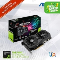 VGA ASUS ROG Strix Geforce GTX 1650 Super OC 4GB - 4 GB GDDR6