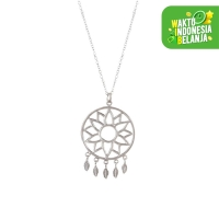 Kalung Silver DREAM CATCHER TuTu and Co.