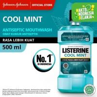 LISTERINE® Cool Mint Mouthwash / Obat Kumur 500ml