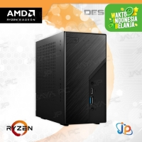 ASROCK X300 Mini Pc Desktop/ Deskmini AM4 AMD