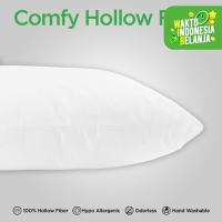 Nutty Nut Bantal Comfy Hollow Fiber
