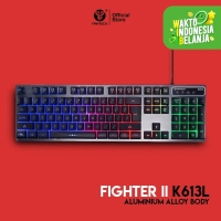 Fantech Fighter K613L - RGB Gaming Keyboard